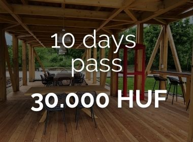 10 days pass